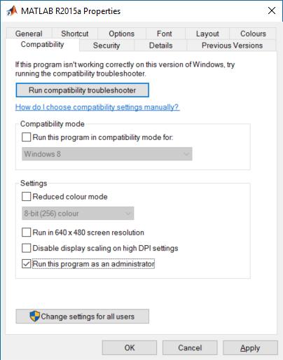 Install MATLAB - OpenMBD
